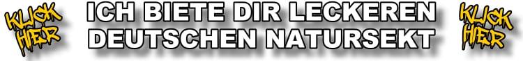 deutscher Natursekt von einer Blondine.